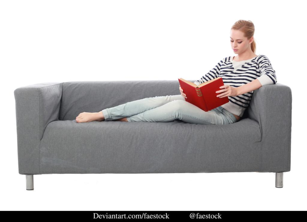 Sitting On Couch Full Length Model Pose Ref 10 By Faestock On Deviantart In 2020 Couch Sitting Poses Model Poses