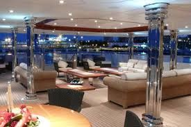 Most Expensive Yachts Interior