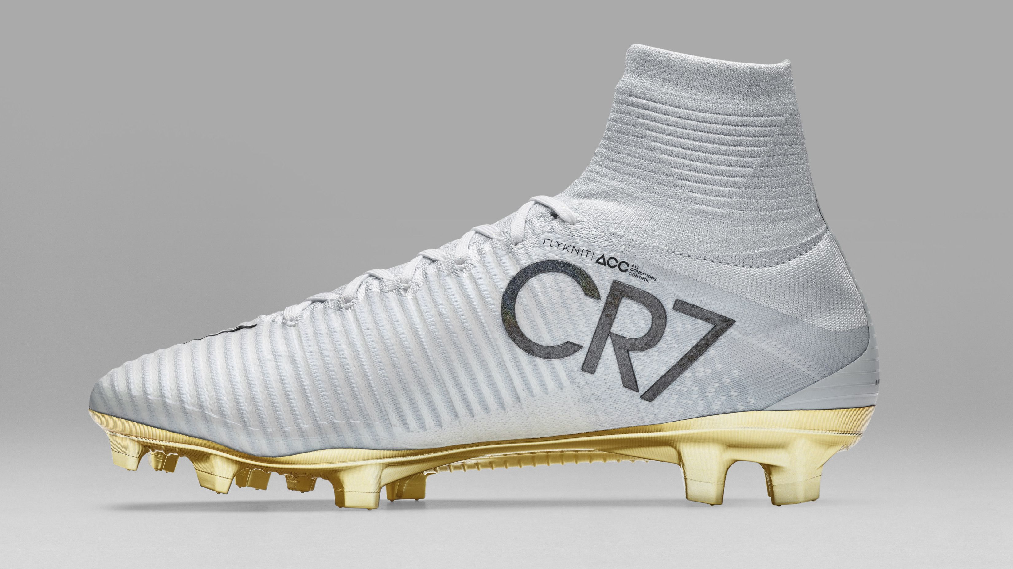 96e09cfbd Nike Mercurial Superfly CR7 Vitorias medial