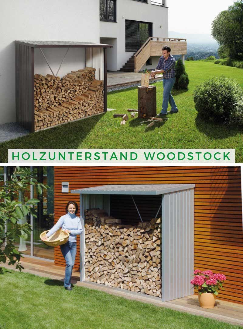 Holz Unterstand Garten Biohort Kaminholzlager Holzunterstand Woodstock Holzunterstand Unterstand Holzunterstand Selber Bauen