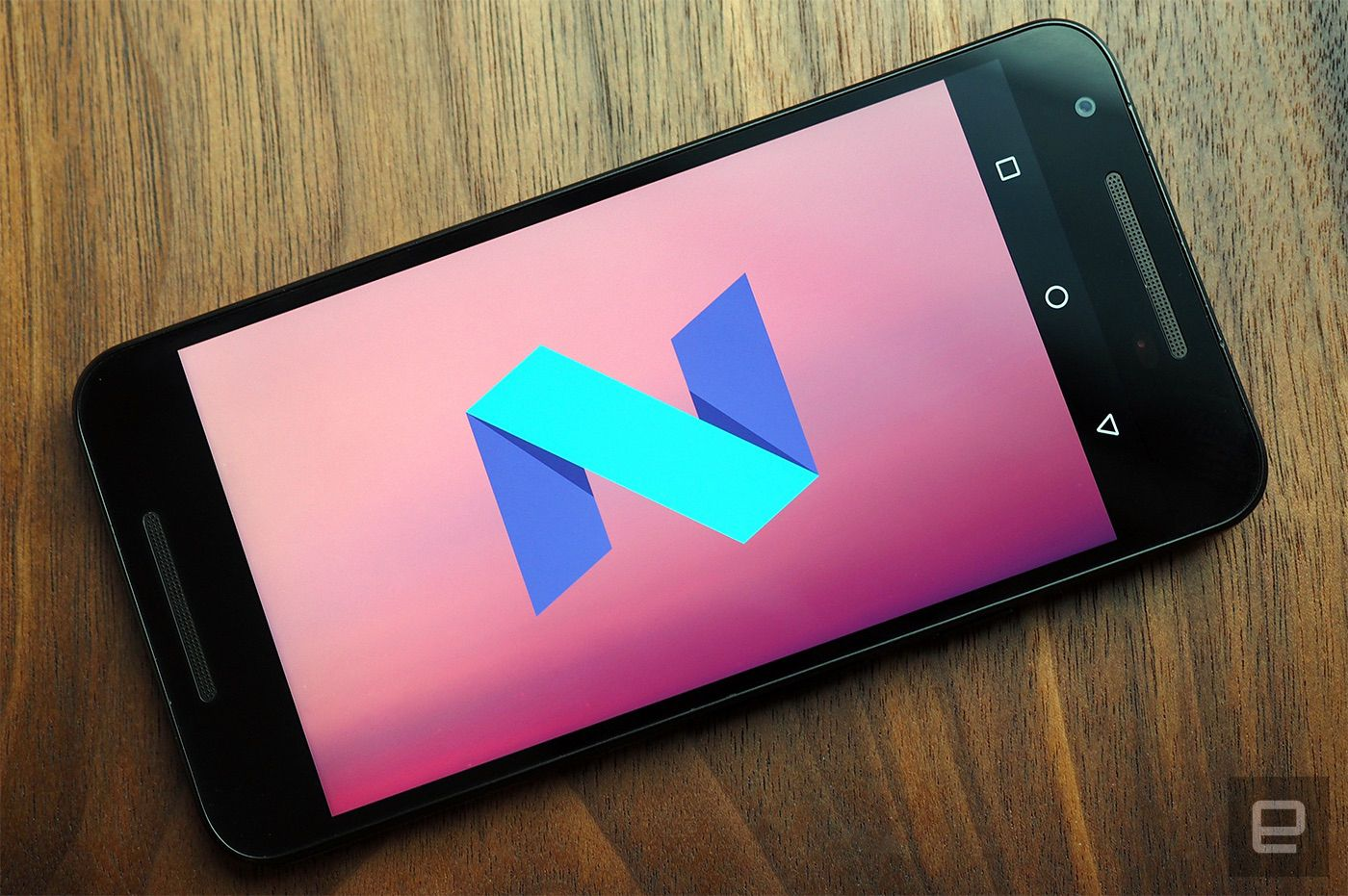 Android 7.0 Nougat arrives today Android, Phone, Technology
