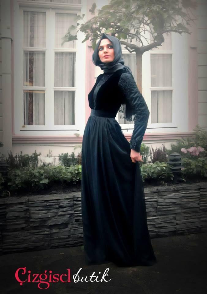 Muslimah Fashion Panosundaki Pin