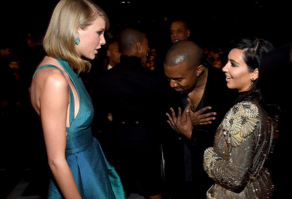 Property Wars Kim Kardashian West And Kanye West Vs Taylor Swift Kim Kardashian Kanye West Kanye West And Kim Kim And Kanye