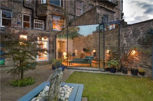Flat For Sale In The Garden Flat 14a Moray Place New Town