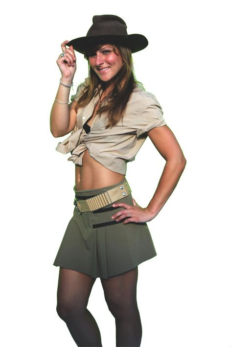 Aussie Sheila Costume Fancy Dress Hire Party Themescostume