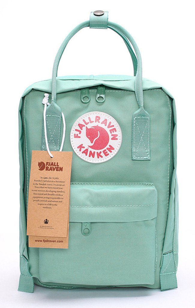 Amazon Com Fjallraven Mini Kanken Backpack Sports