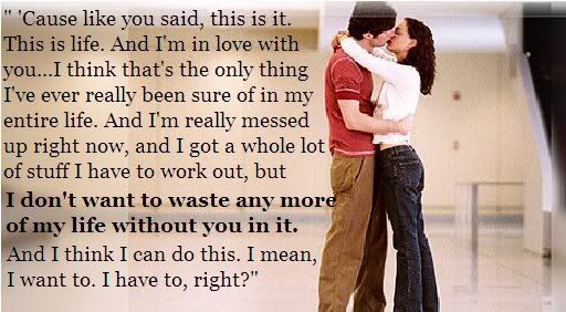 Garden State Quote Love This Movie With Images Movie Love