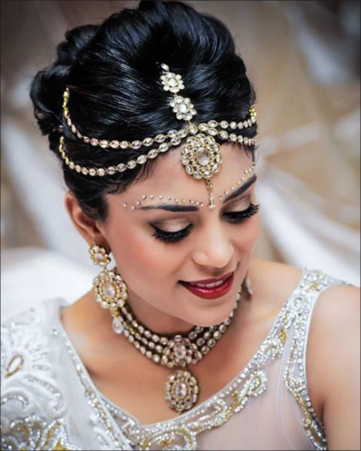Best 25 Gorgeous South Indian Wedding Hairstyle For Long Hair