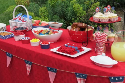 july 4th party london