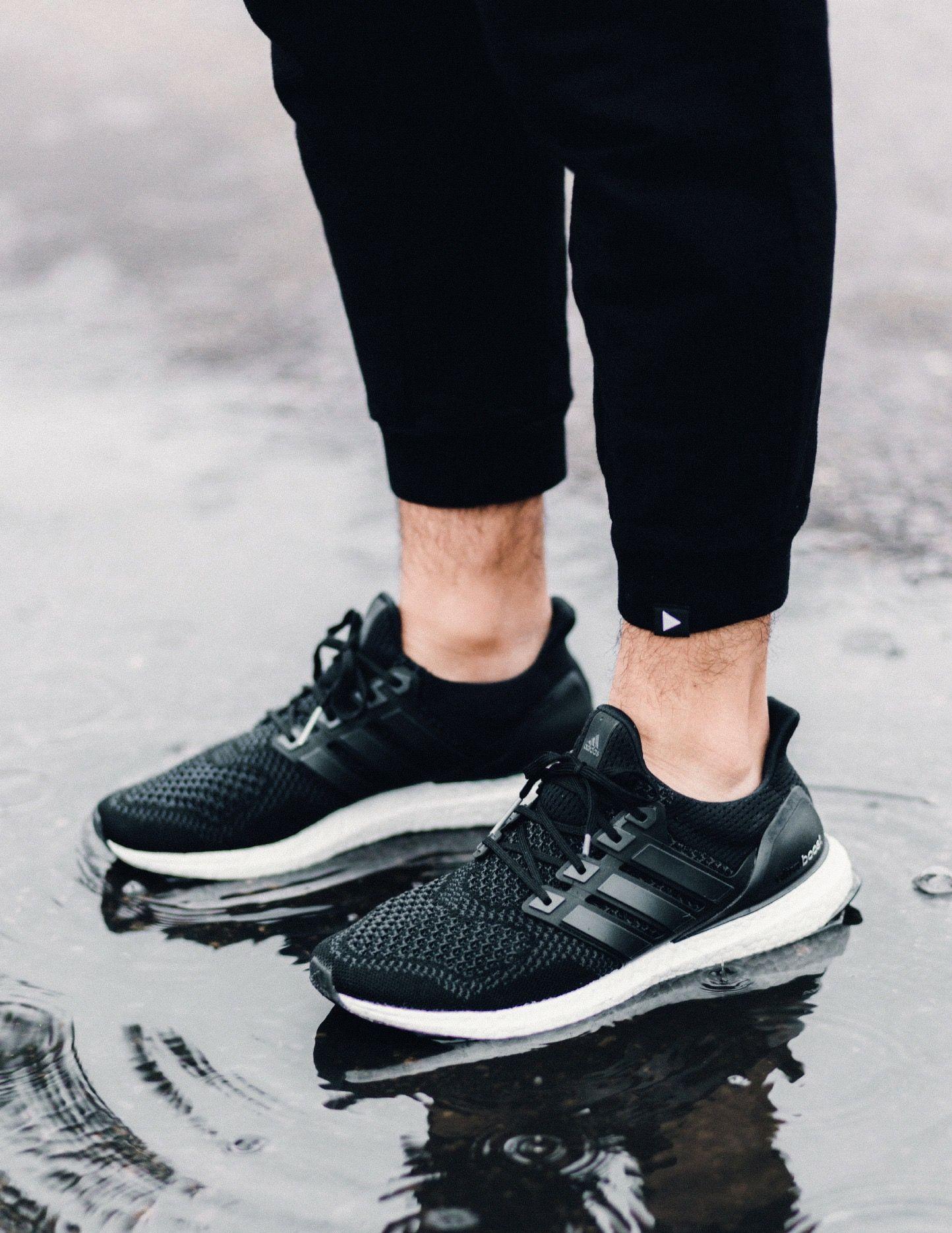 adidas ultra boost 3 herren black