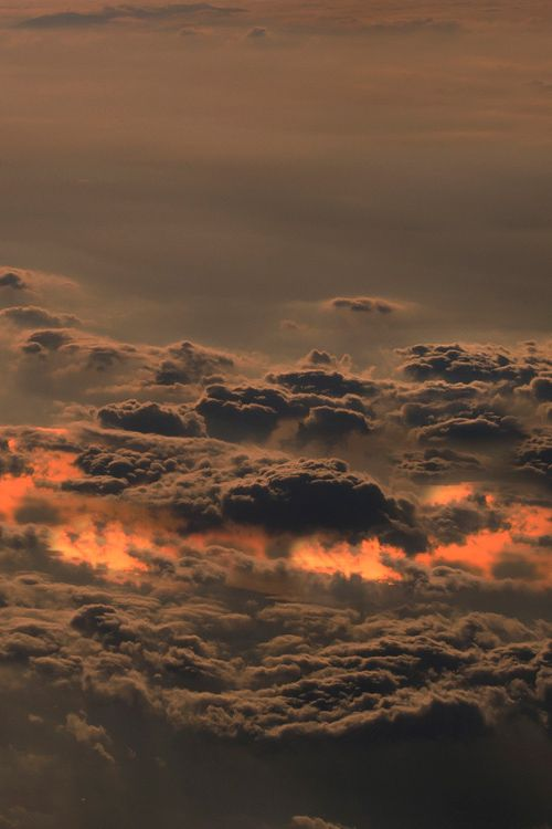 earthyday:  Gold Clouds  by Tevfik Ak