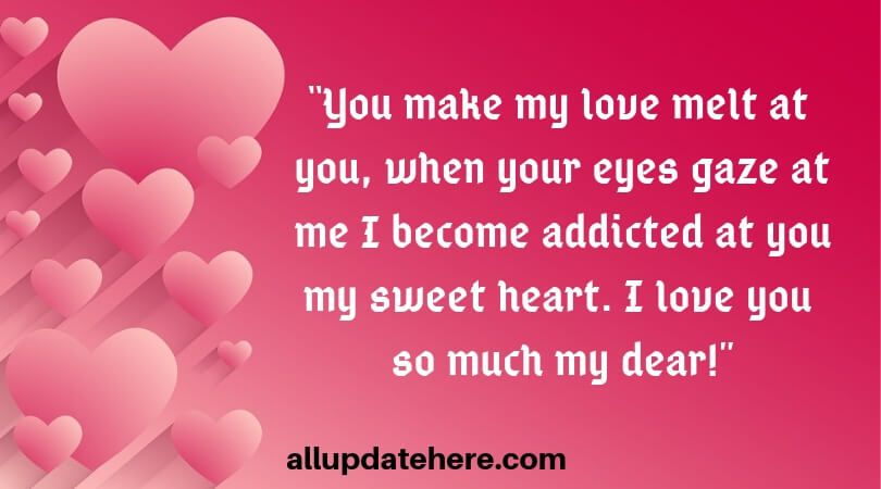 Love Quotes For Wife In English Romantic Love Quotes Love Quotes For Wife Romantic Love