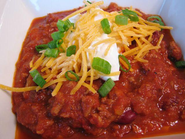 America's Test Kitchen Turkey Chili