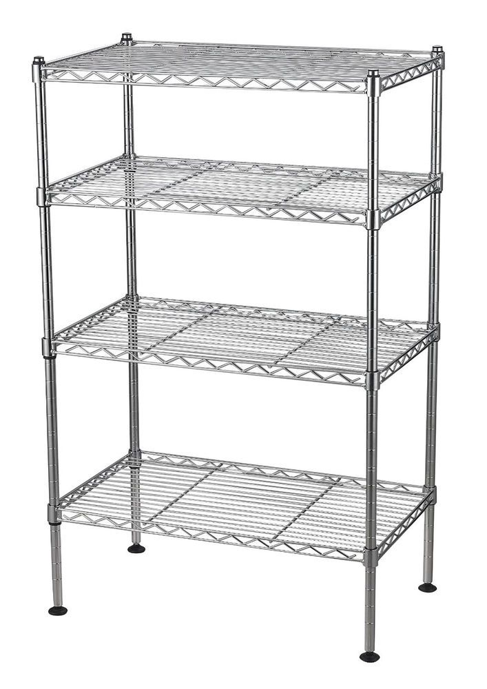 kitchen cabinet wire shelving wire shelving unit storage rack garage shelves adjustable 5867