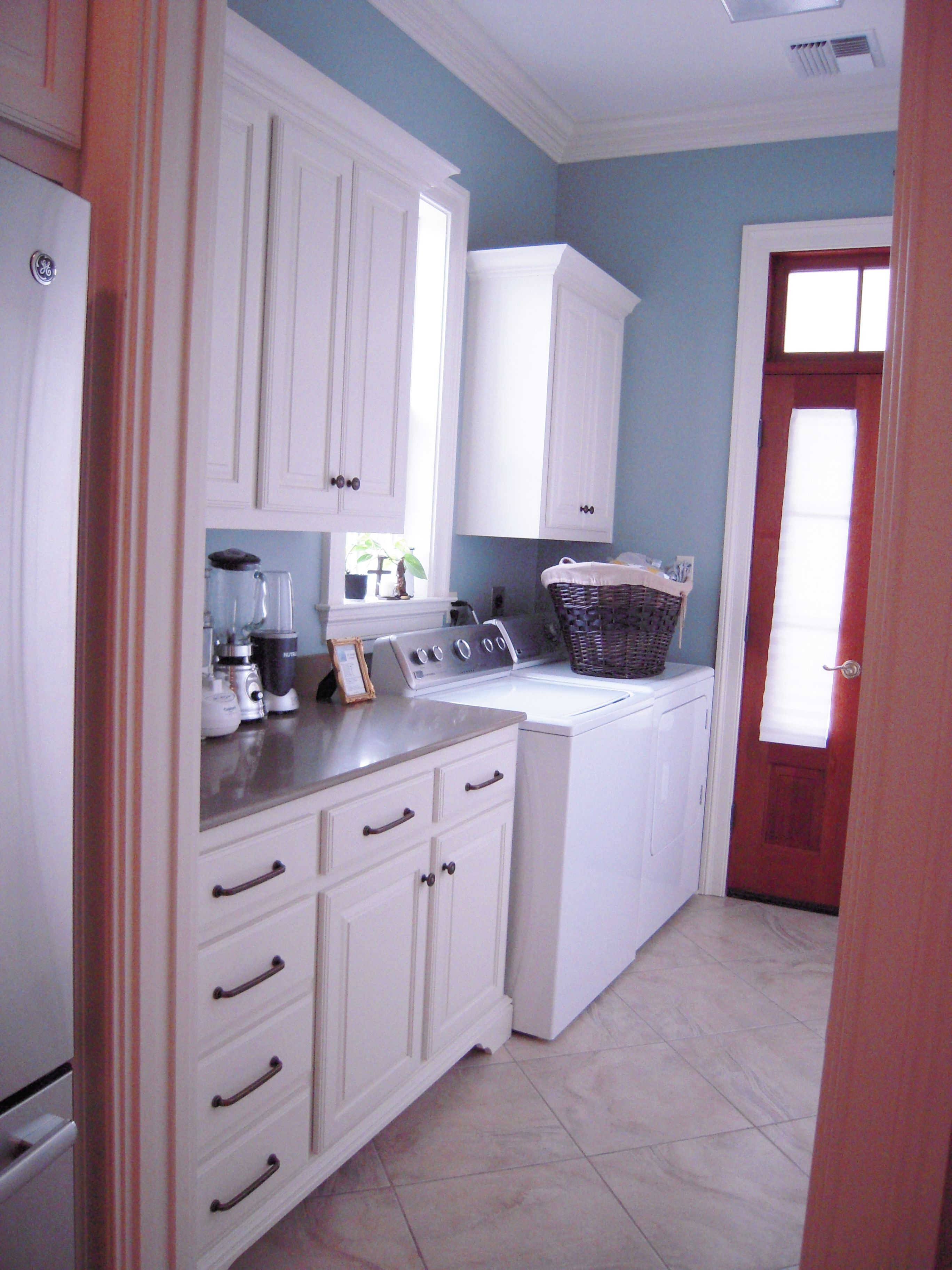 Custom Laundry Area Cabinets By Wooden Specialties Cabinet Custom Cabinets Cabinetry