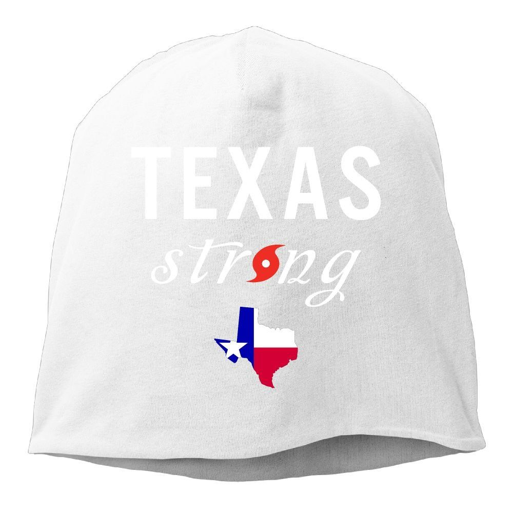 Texas Strong Hurricane Harvey Unisex Warm Winter Hat Knit Skull ...