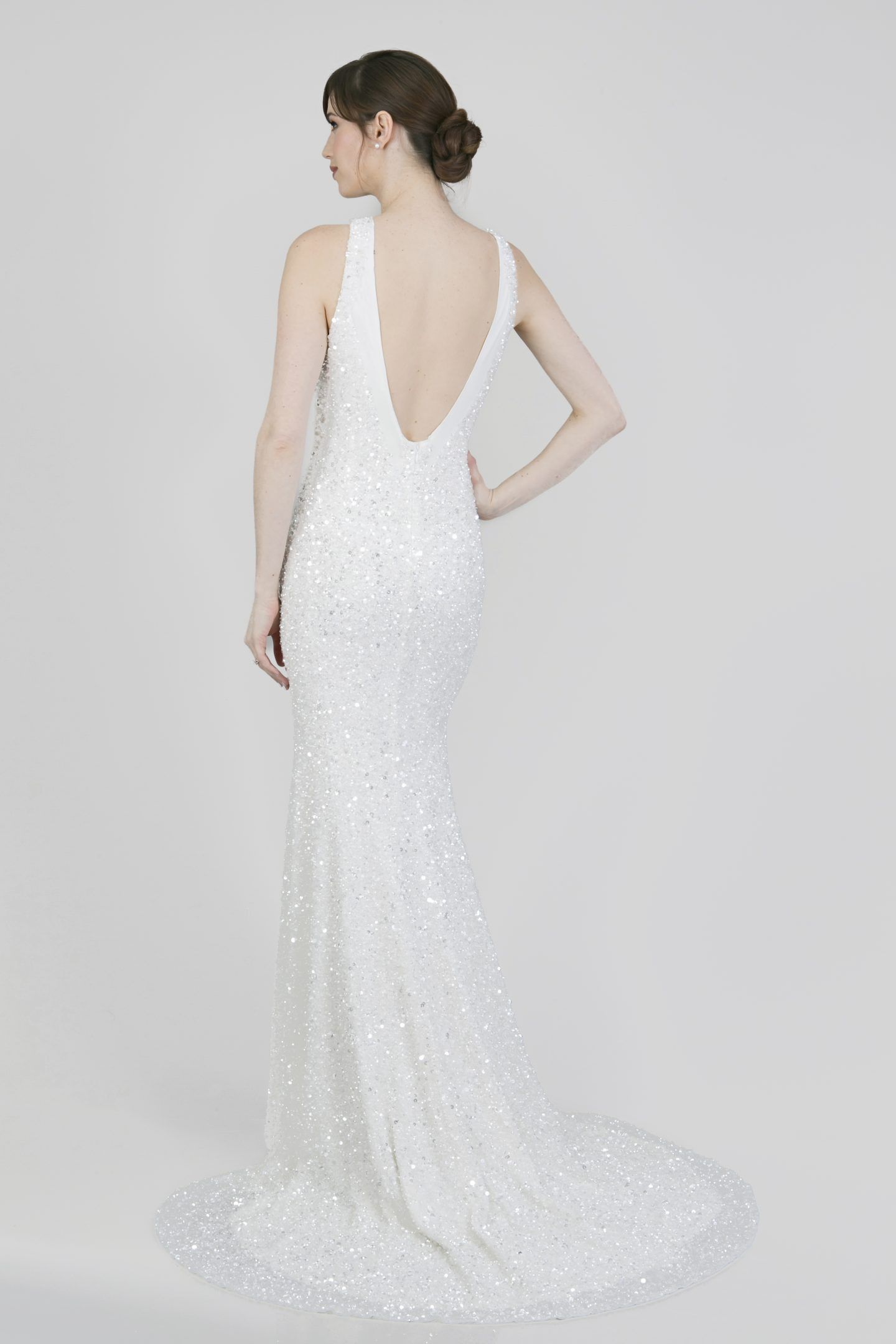 Theia Lenni Gown - Available at Love and Lace Bridal Salon Irvine ...