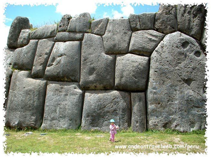 PumaPunku, Tiwanaku, Bolivia Some of the blocks weigh over ...