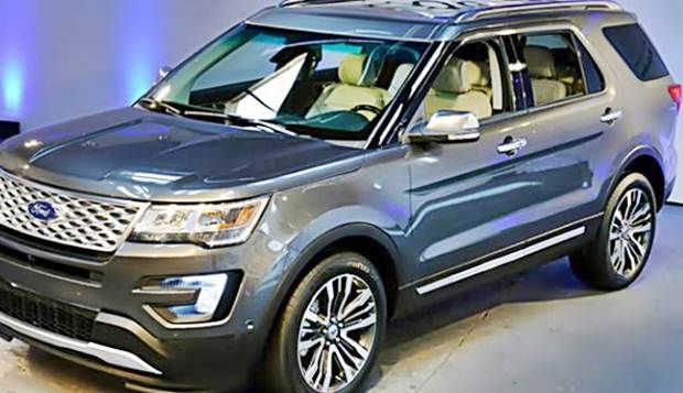 2020 Ford Explorer Redesign Ford Explorer Ford Explorer Sport
