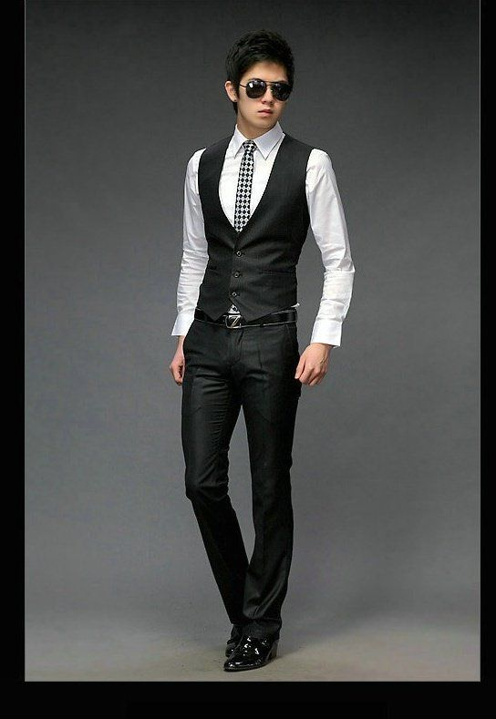 pants and suit vest - Google Search | WIP: Unnamed | Pinterest ...