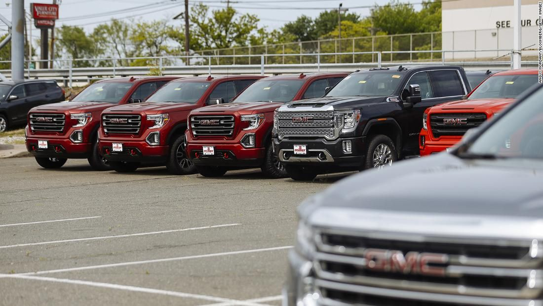 Dealerships are opening up again. But good luck finding