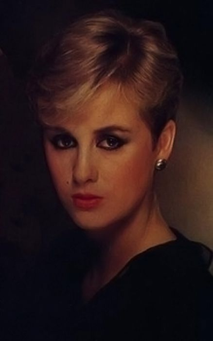 Susan Ann Sulley Of The Human League Depeche Mode The