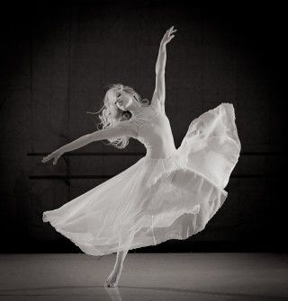 dance like a river; each movement flowing fluidly like a stream