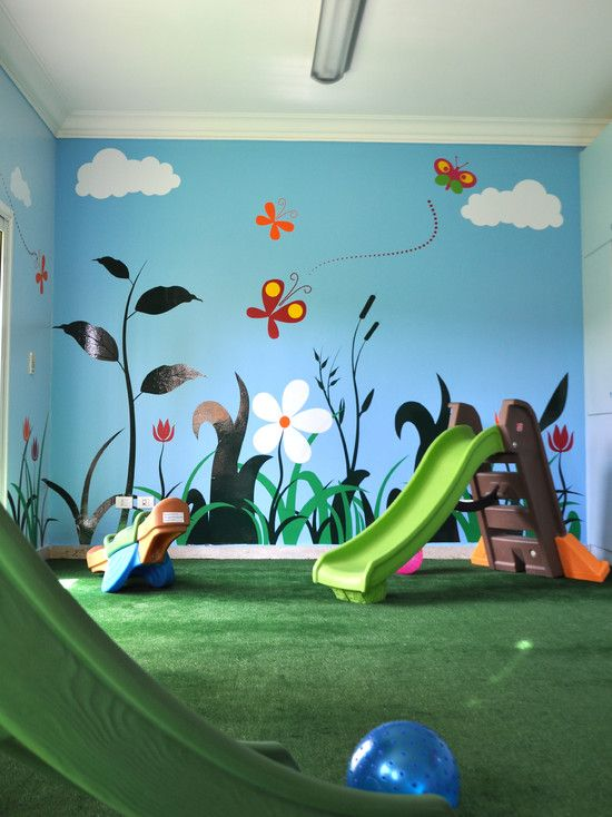 Playroom Mural Ideas Modern kids design pictures remodel decor and ideas page 45 modern kids design pictures remodel decor and ideas page 45 sisterspd