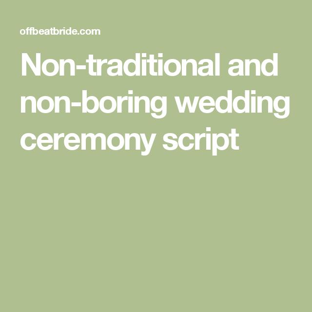 Wedding Officiant Speech Ideas: Pin On My Style