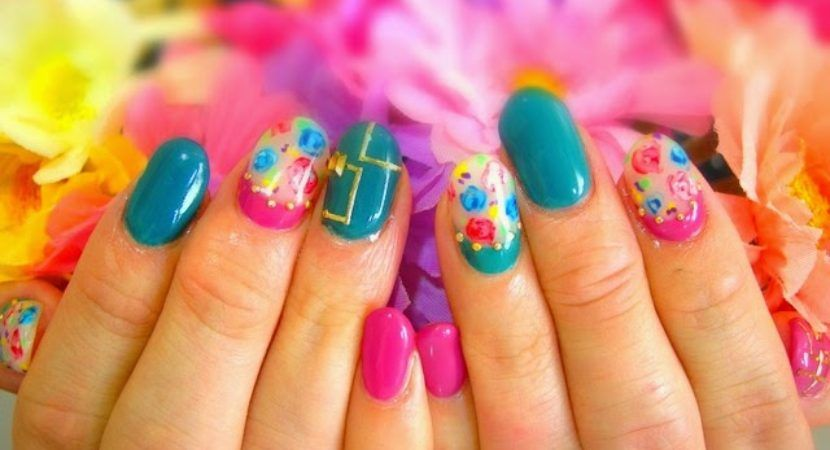 46 Spring Nails Designs And Colors To Try In 2018