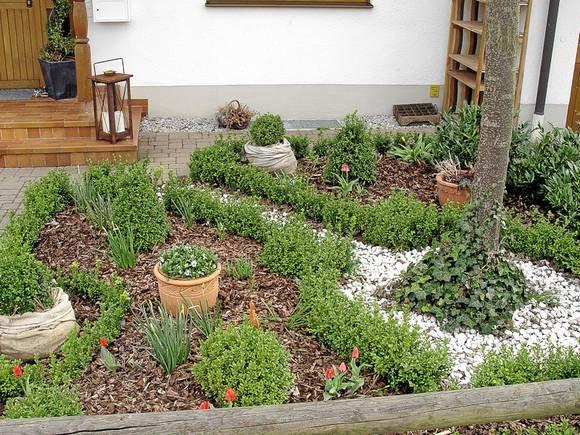 der vorgarten ist die visitenkarte des hauses ideen f r. Black Bedroom Furniture Sets. Home Design Ideas
