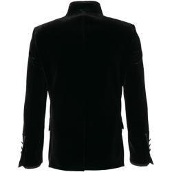 Photo of Velvet blazer for men