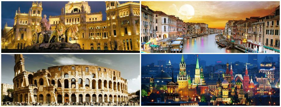 Have A View Of Famous Ancient Monuments With Economical Europe - Europe tours packages
