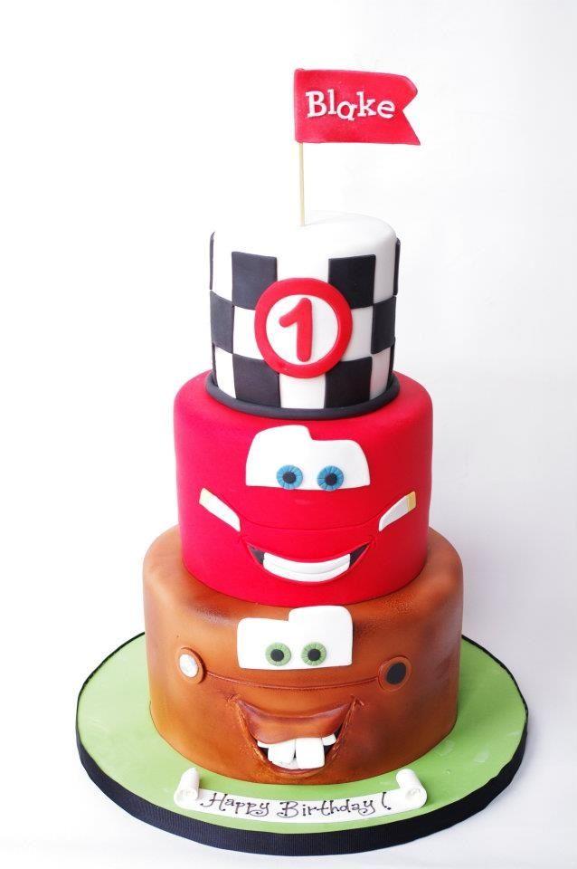Pin By Iris M Paz Realtor On Birthday Ideas Disney Cars Cake