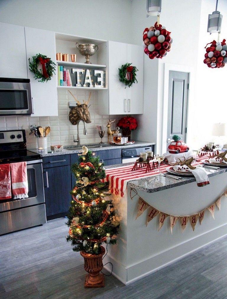 65 Smart Small Apartment Kitchen Decor Ideas Kitchen Decor