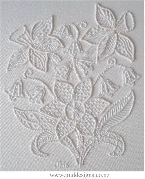 JMD Designs - Daffodils Please - Mountmellick Needlework ...