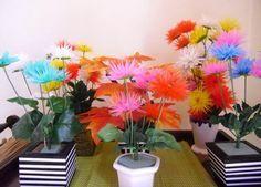 Procedure Text Cara Membuat Bunga Dari Sedotan Dalam Bahasa