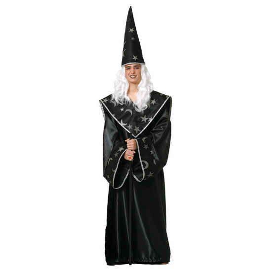 15a30d467 disfraz de mago merlin halloween | MAGO MERLIN | Tienda de disfraces ...