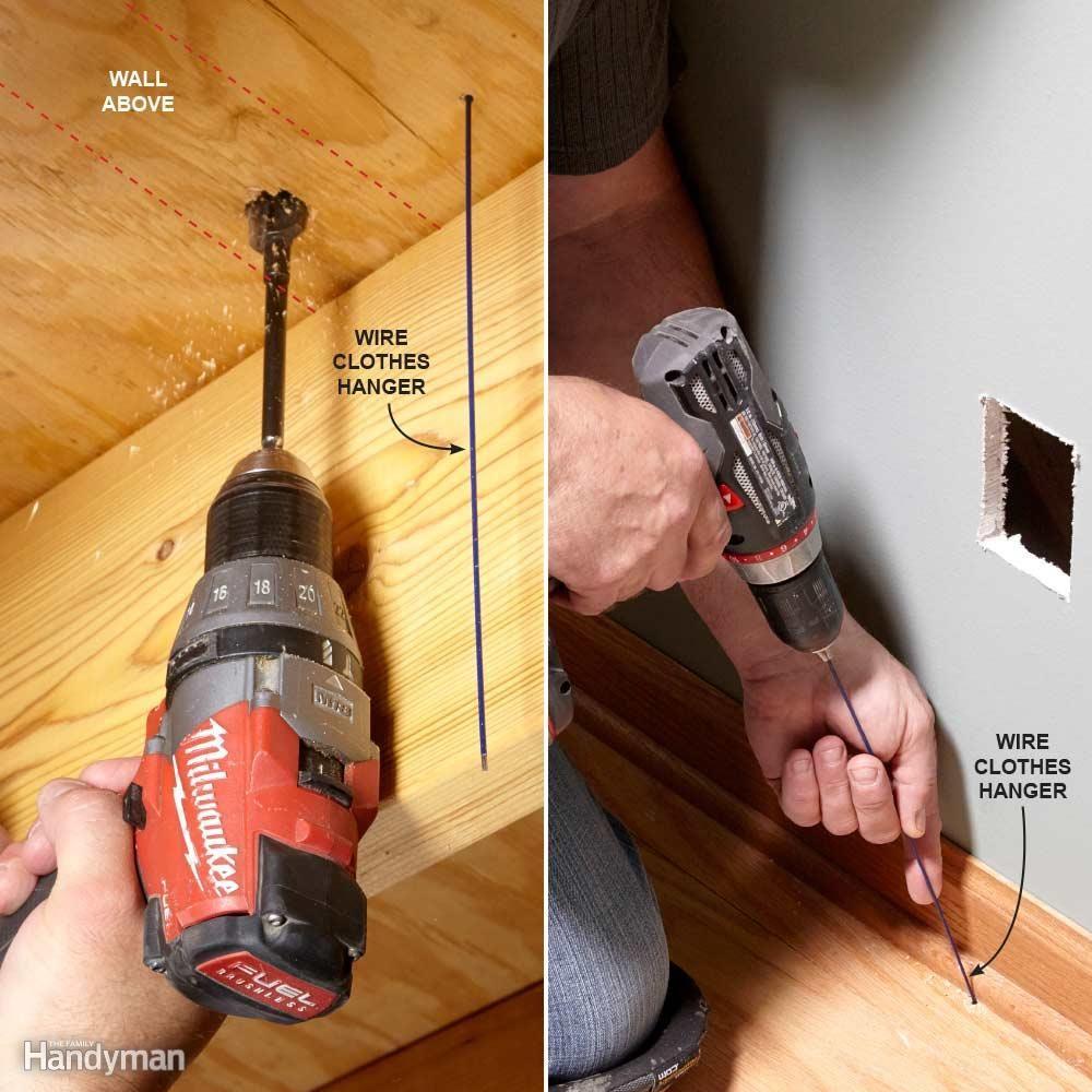 Fantastisch Electrical Outlet Wiring Code Fotos - Elektrische ...
