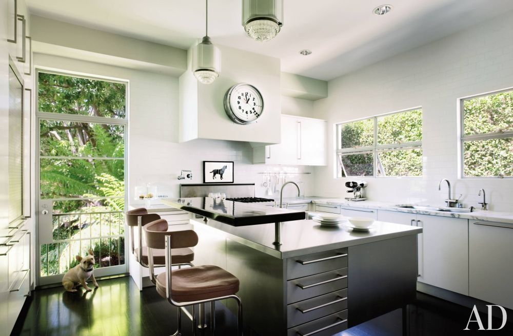 Kitchen Designer Los Angeles Prepossessing Modern Kitchenmichael Ssmith Incin Los Angeles California Design Ideas