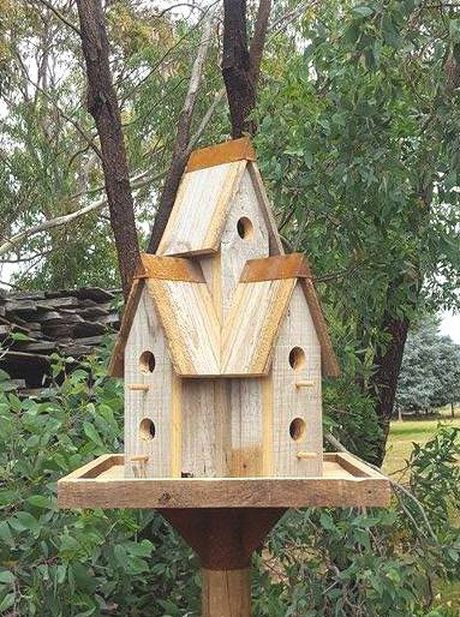 Www Birdhouses Com Au Home Birdhouses Large Wooden Bird