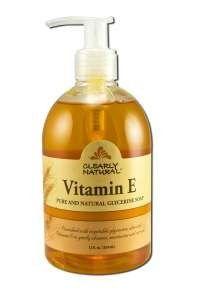 Nice Clearly Natural Soaps Vitamin E 12 Oz Liquid Soap Cruelty Free Skin Care Natural Soap Vitamin E
