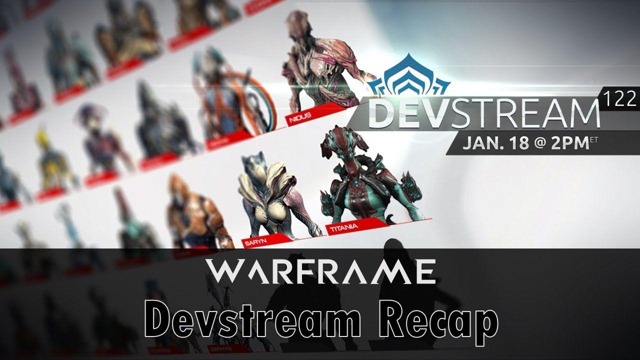 Devstream 122 Recap (Roadmaps, New Frames, and More