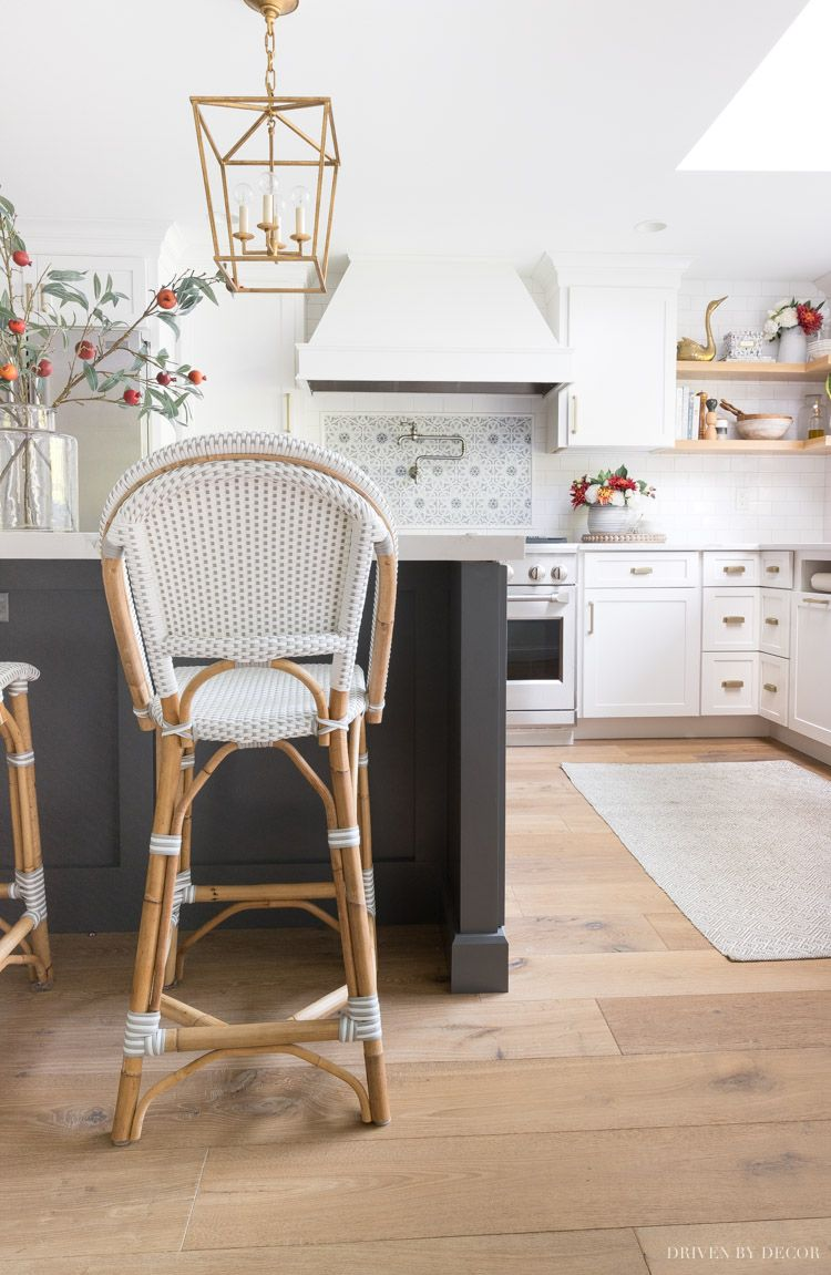 Our Hallmark Wood Floors: My One Year Later Review!   Driven by Decor