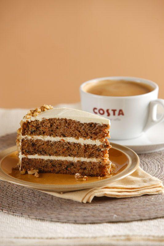 Costa Coffee Carrot Cake Recipe