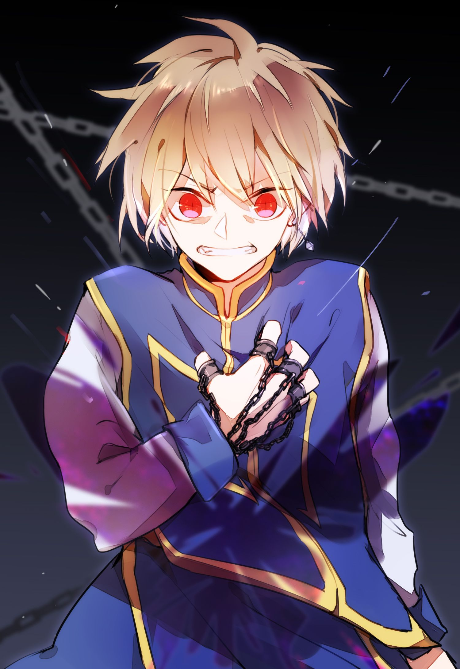Image by Joud on Kurapika Hunter x hunter, Hunter, Anime