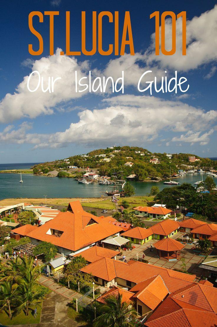 Pin On Saint Lucia Karibik Reise Inspiration Und Tipps