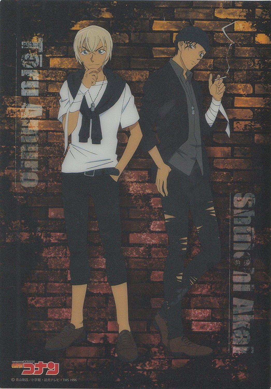 Pin by Fuji Sakura on Detective Conan in 2020