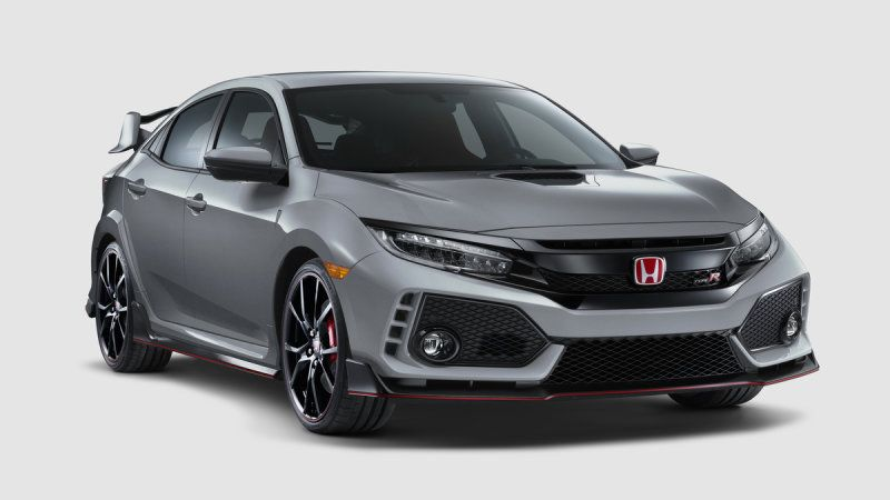 Honda Civic Line Updated For 2019 Type R Gets A New Color Honda Civic Type R Honda Civic Hatchback Civic Hatchback