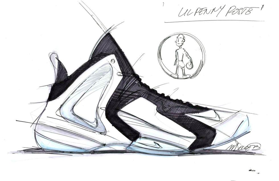 Explore Sneakers Sketch, Penny Hardaway, and more!
